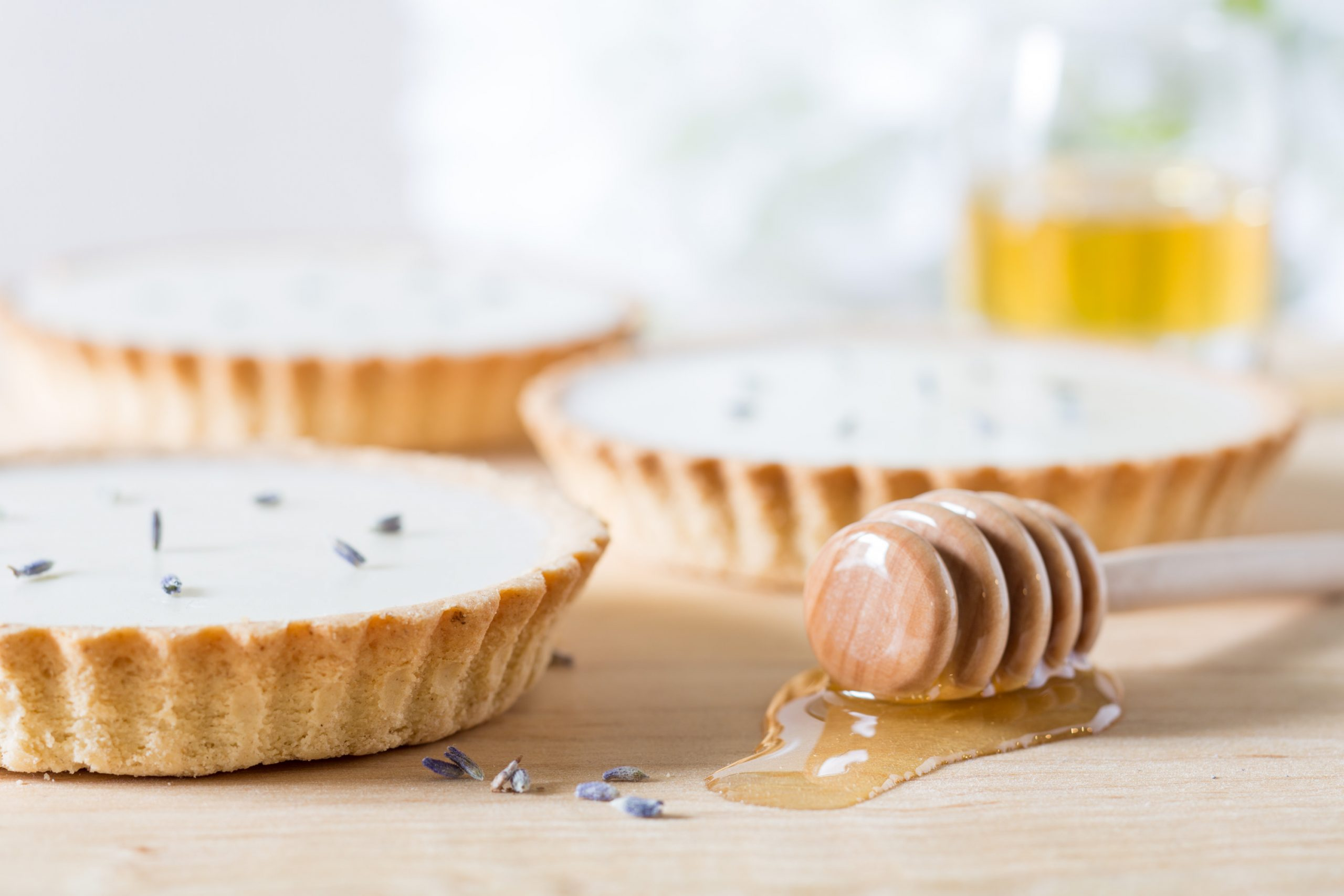 Honey_Lavender_tart_2